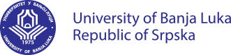 University of Banja Luka logo