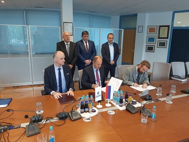 Agreement on Cooperation of Two Public Universities with the Elektroprivreda Republike Srpske Signed