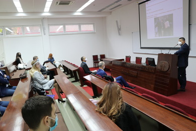 Conference of Awarded Professors and Teaching Assistants Held