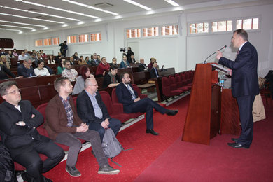 Info day on the COST programme held at the University of Banja Luka
