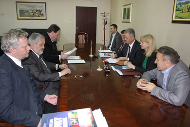 A delegation of the University of Maribor visited the University of Banja Luka