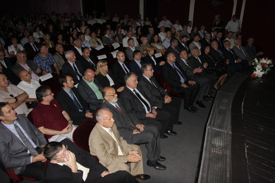 Faculty of Science Celebrated its 20th Anniversary