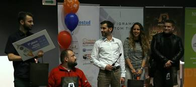 DigiVox team – the winner of the Start-up weekend in Novi Sad, Serbia
