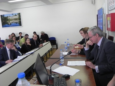 Lecture on European future of BIH