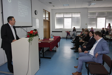 The Faculty of Philology day