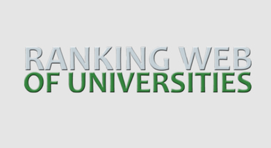 A 500-hundred-place push forward at the Webometrics Ranking of World Universities
