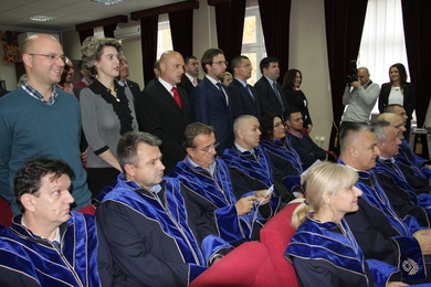 PhD degree holders promotion