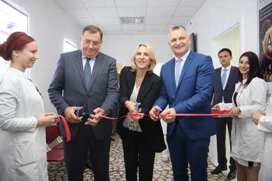 The 'Dental clinic' specialist centre opened
