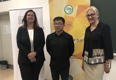 The Renowned Chinese Architect Zhao Jinsong Held a Lecture in Banja Luka