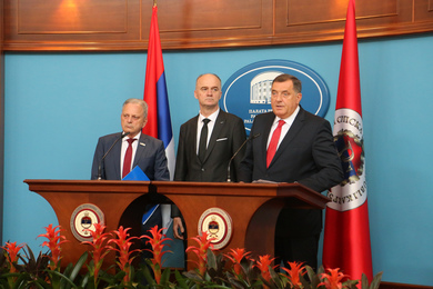 Meeting of President of the Republic of Srpska with Rectors of public universities: 81 teaching assistant to be employed