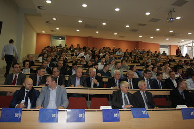 FACULTY OF MECHANICAL ENGINEERING CELEBRATED 47TH ANNIVERSARY