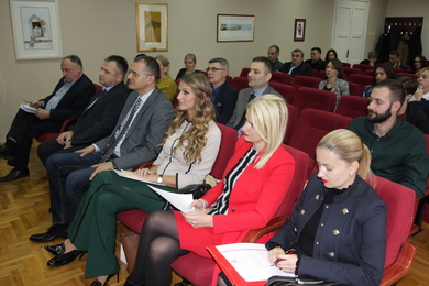 Presentation of latest achievements in tourism