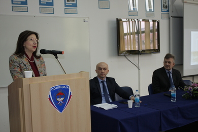 Lecture by Prof. Dragana Mitrović, Ph.D.: Let us benefit from our cooperation with China
