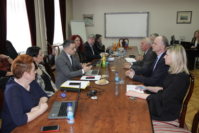 Reaccreditation of the University of Banja Luka and accreditation of 16 study programs: The Commission has completed an external evaluation