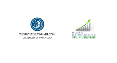 New Progress of the University of Banja Luka on the Webometrics World Ranking