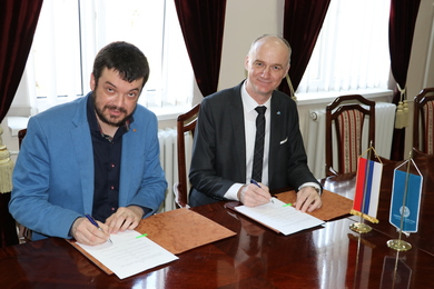 Cooperation of the University of Banja Luka and Banja Luka Student Theatre